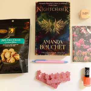 Fantasy Fiction Gift Box | Nightchaser (Book 1) by Amanda Bouchet