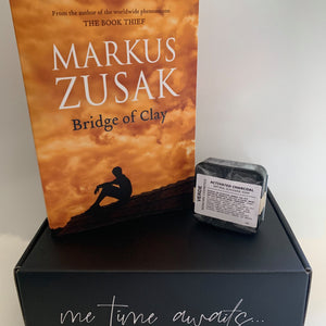 Fiction Gift Box | Bridge of Clay, by Markus Zusak