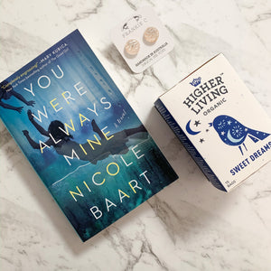 Crime Fiction Gift Box | You Were Always Mine, by Nicole Baart