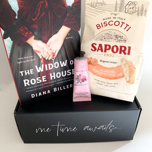 Romance Fiction Gift Box | The Widow of Rose House, by Diana Biller