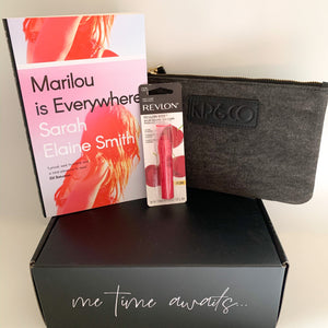 Fiction Gift Box | Marilou is Everywhere, by Sarah Elaine Smith