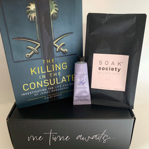 True Crime Fiction Gift Box | The Killing in the Consulate