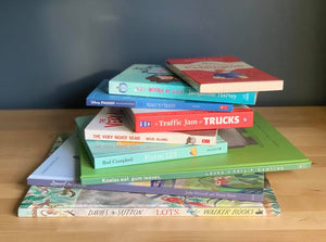 """Little"" Kids Book Box Prepaid Bundle, 0-3 years"