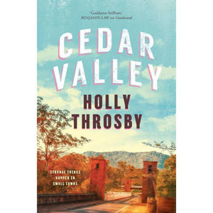Luxuread Cedar Valley Holly Throsby