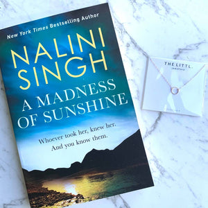 Crime Fiction Gift Box | A Madness of Sunshine, by Nalini SIngh