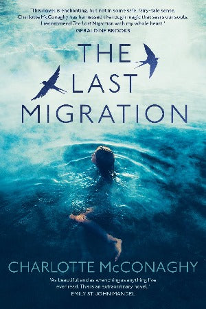 The Last Migration, by Charlotte McConaghy