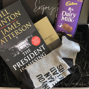 Luxuread Father's Day box