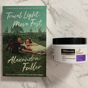 Biography/Memoir Gift Box | Travel Light, Move Fast, by Alexandra Fuller
