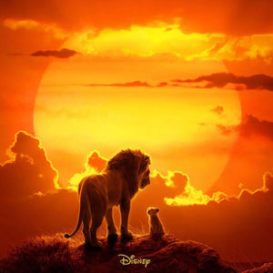 Luxuread x Disney | The Lion King special edition box