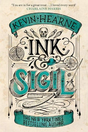 Ink & Sigil, by Kevin Hearne