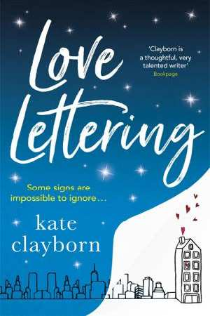 Love Lettering, by Kate Clayborn