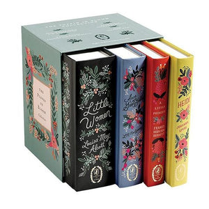 Puffin in Bloom boxed gift set