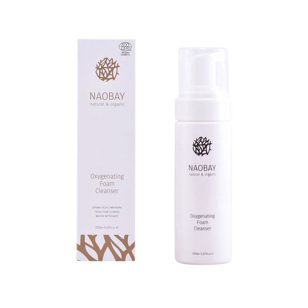 Cleansing Foam Oxygenating Naobay (150 ml) - yubti.com