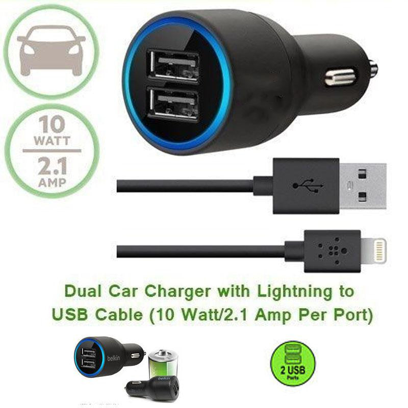 Car Charger Cable 2.1A for Samsung Galaxy - yubti.com