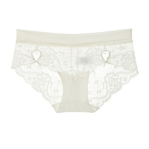 Beautiful Soft Lace Barely-There Brief