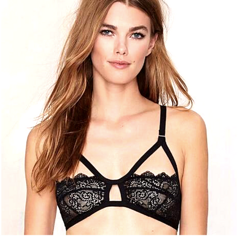 Soft Cup Front Closure Bra