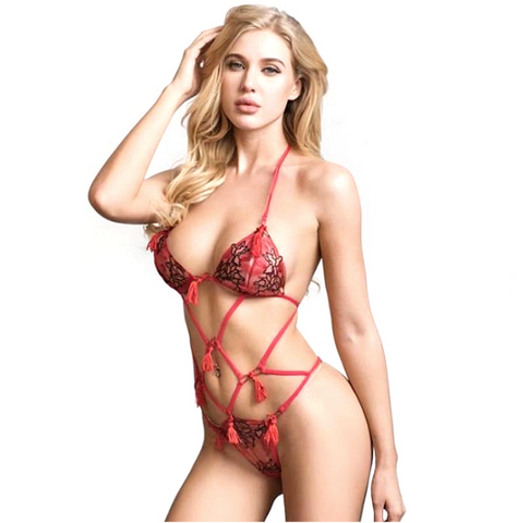 Naughty Knot Unwrap Me Set