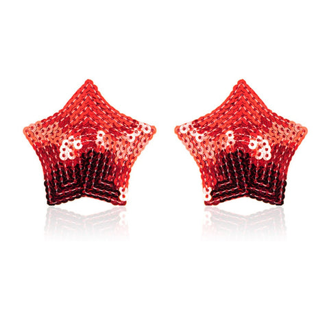 Red Star Lingerie Pasties