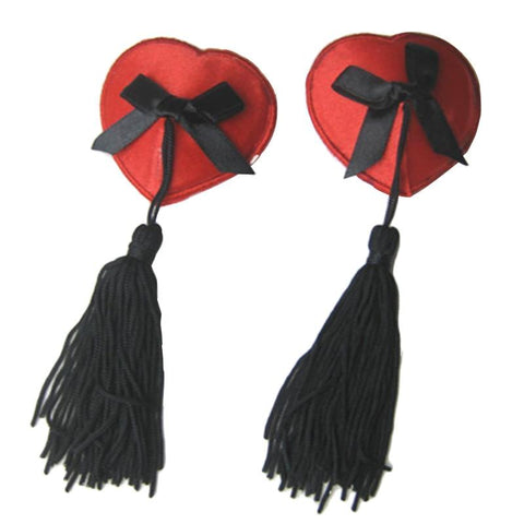 Sexy Heart Shape Nipple Tassels