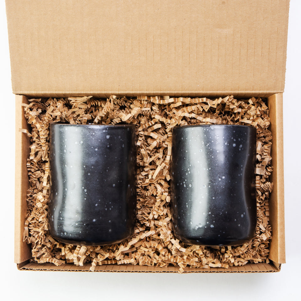 Brother Thumb Mugs Gift Set of 2