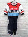 The Club Roule 2020 Short Sleeve Skinsuit (Summer) - Men