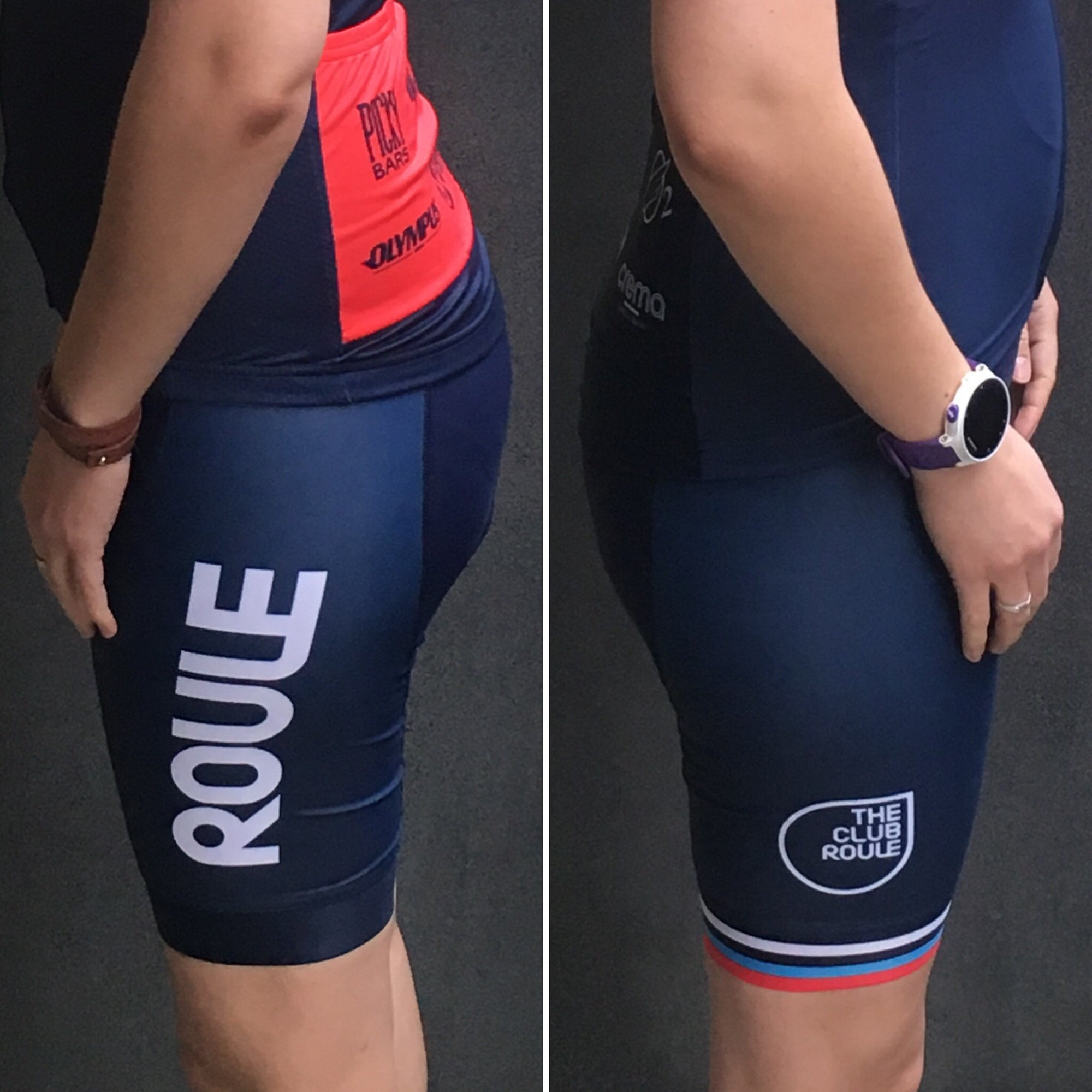 The Club Roule 2019 Bib Short - Women
