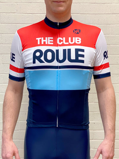 The Club Roule 2020 Short Sleeve Jersey - Men