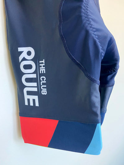 The Club Roule Short Sleeve Skinsuit // 2021