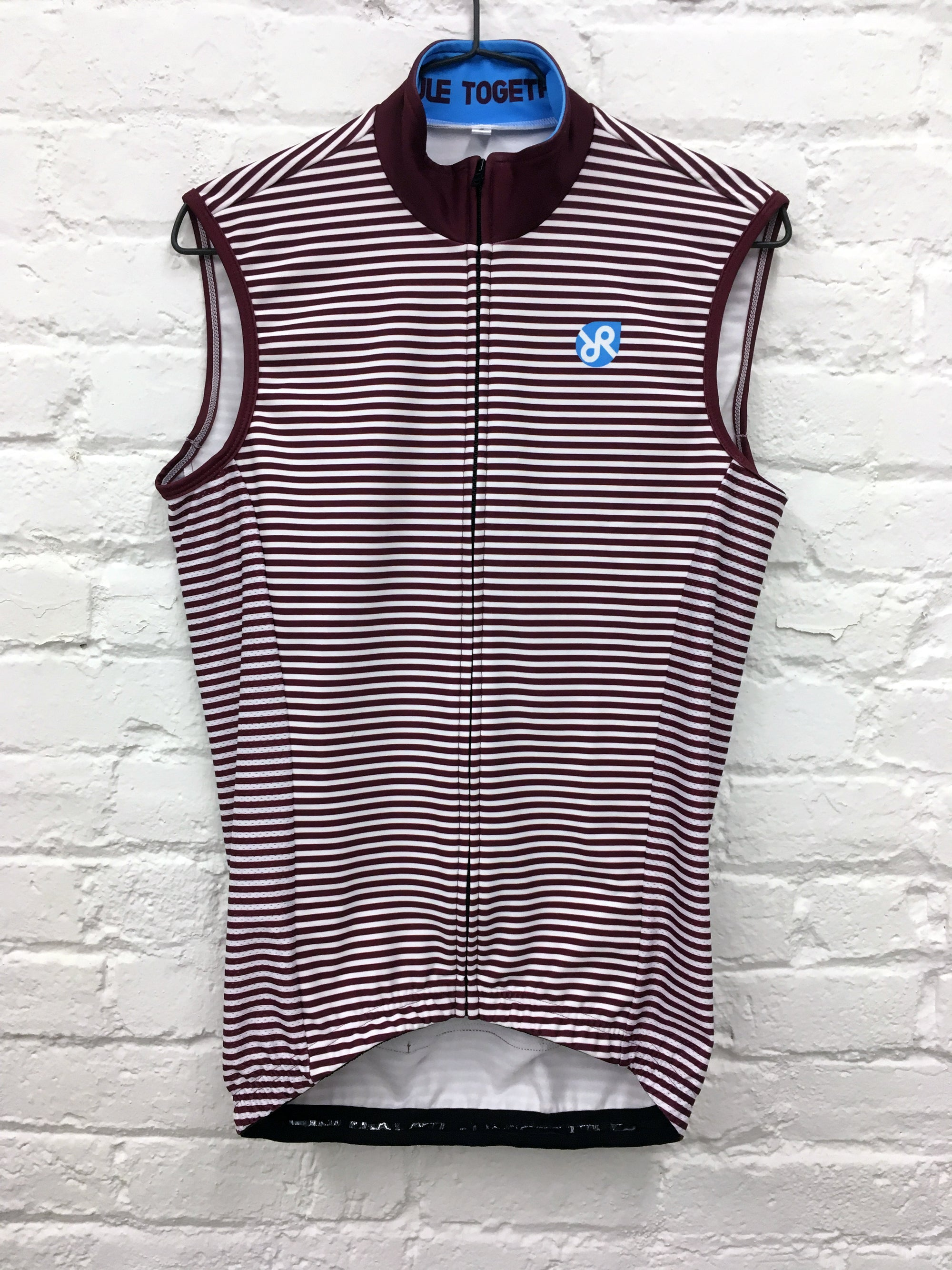 Stripes Thermal Gilet - Women