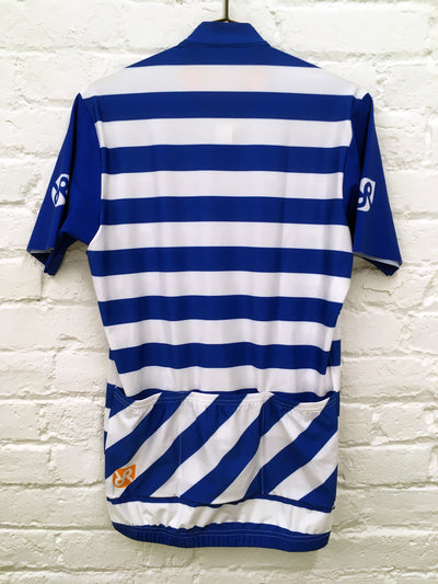 Stripes Short Sleeve Jersey - Women