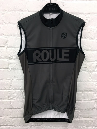 Colorblock Thermal Gilet - Men