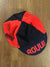 Cycling Cap - Navy & Red
