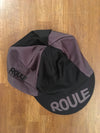 Cycling Cap - Black & Grey