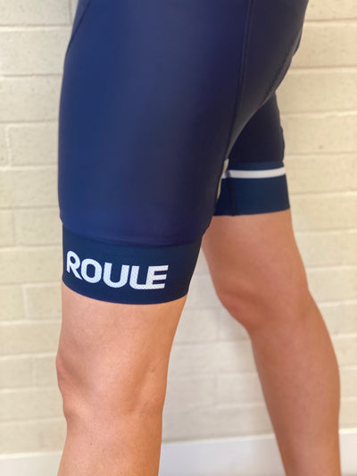 Tabor Bib Shorts // Navy - Women