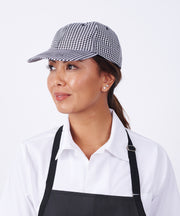 HiLite 6 Pack Chef Cap With Adjustable Velcro Closure For Chef Fast-food Chains and Restaurant And Day To Day Use 160CH