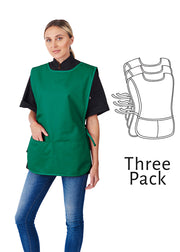HiLite 3 Pack Cobbler Apron Two Pockets - Service Industries Unisex - 717