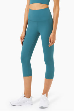 High-Waist 7/8 Breezy Leggings