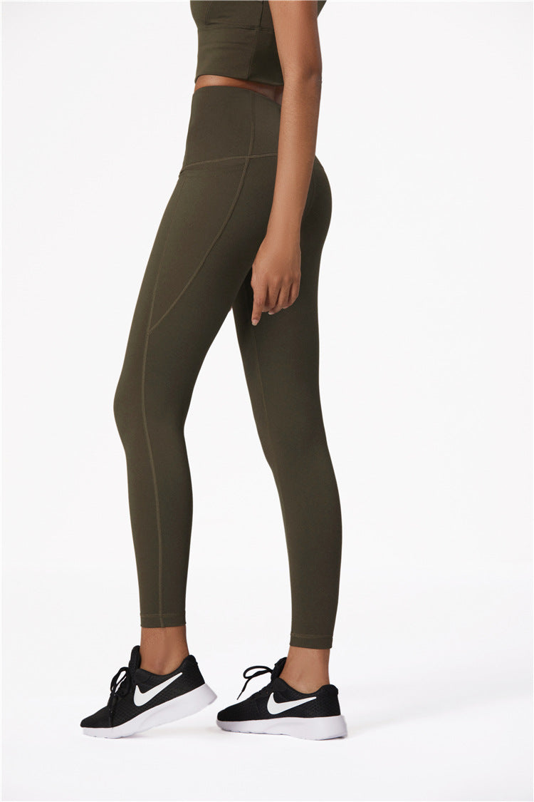 High-Waist Jubilant Leggings