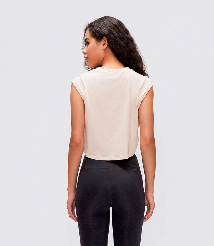 Halcyon Cropped T-Shirt