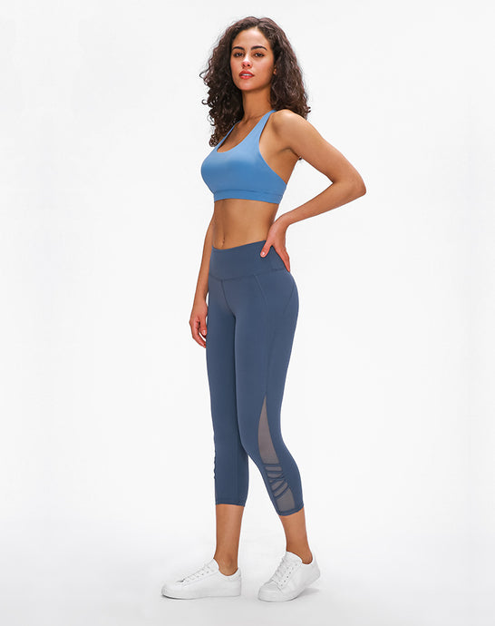 High-Waist 7/8 Charming Leggings