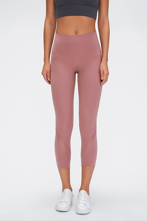High-Waist 7/8 Luscious Leggings