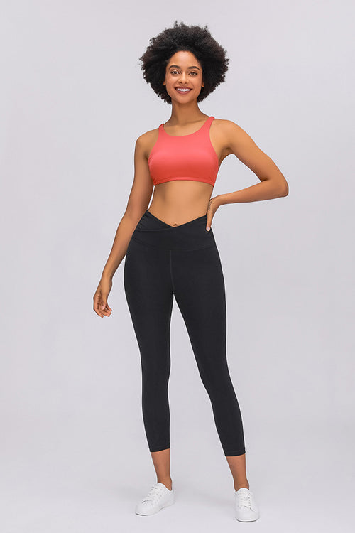 High-Waist 7/8 Vertigo Leggings