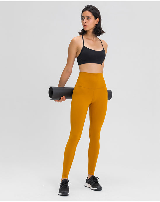 High-Waist Elevated Leggings