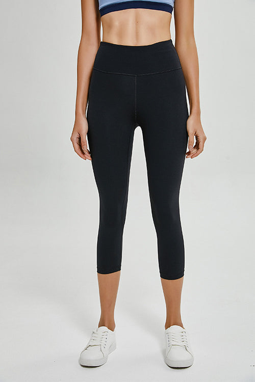 High-Waist 7/8 Vibrant Leggings