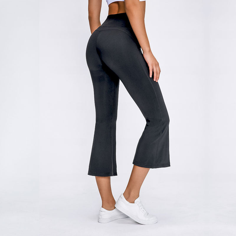 High-Waist Muse Pants