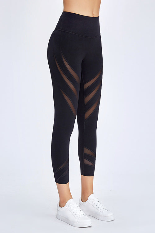 High-Waist 7/8 Blazing Leggings