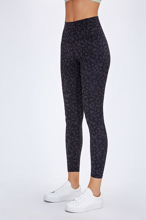 High-Waist Wild Leggings