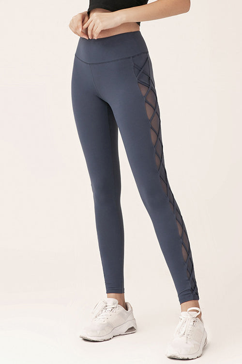 High-Waist Sacred Leggings
