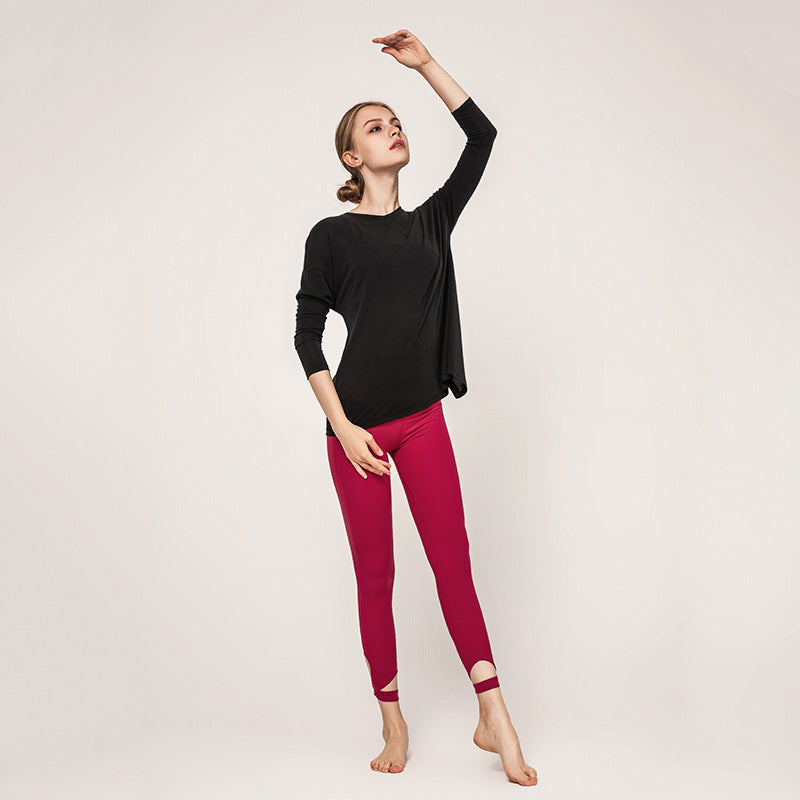 Ravel Long Sleeve Top