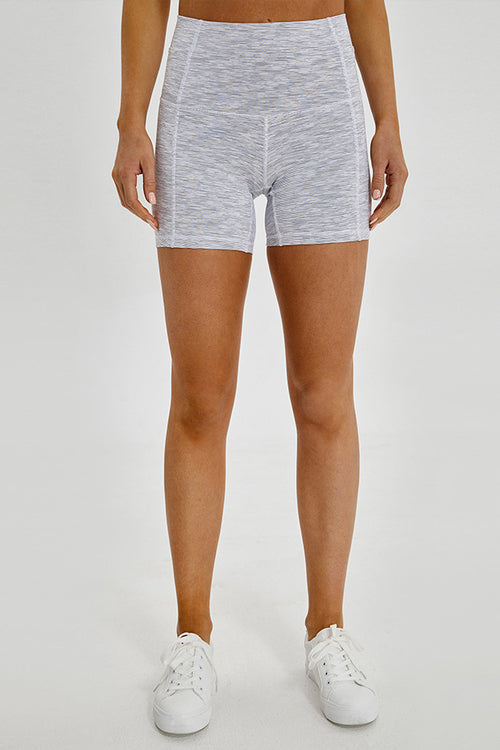 High-Waist Feisty Shorts